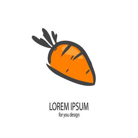 ?  ? carrot: Zanahoria Icono Vectores