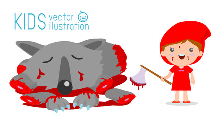 little red riding hood: