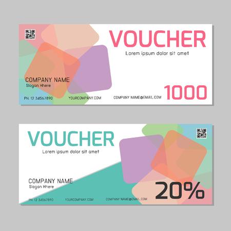 Voucher Gift Certificategift Voucher Template Cute Gift Voucher