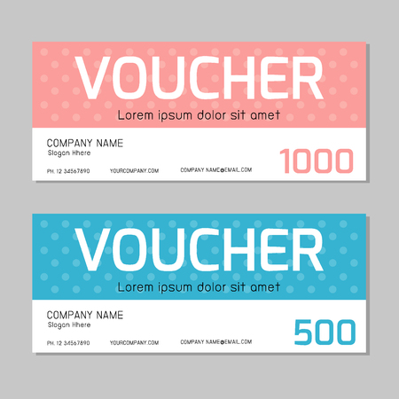 Voucher Gift Certificategift Voucher Template Cute Gift Voucher