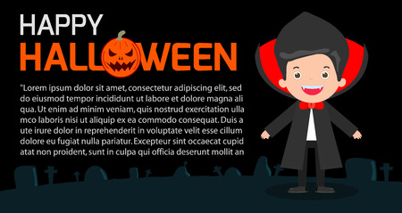 creepy alien: Happy Halloween Poster Party and theme design background
