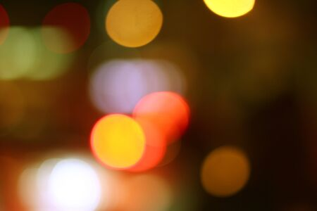 Abstract Colorful bokeh background,  Beautiful bokeh. Abstract Christmas blurred bokeh background.