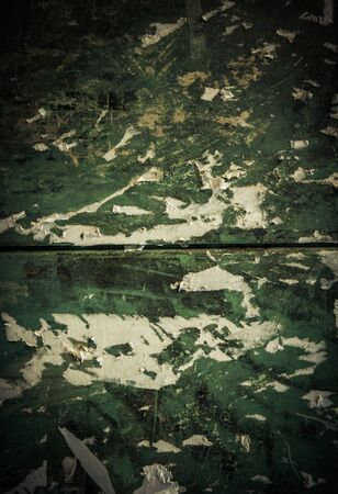 old green background with old paper texture Stock Photo
