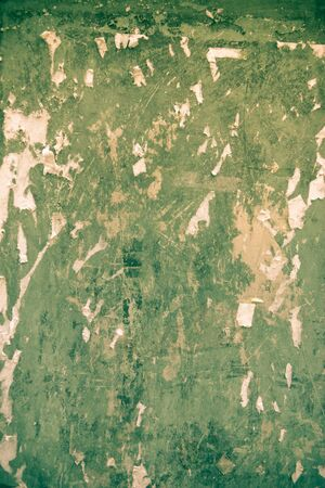 retro old wall and old paper with texture