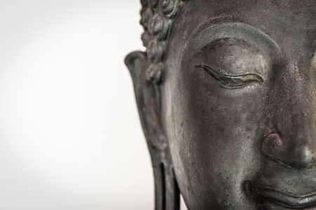 buddha face: buddha Stock Photo