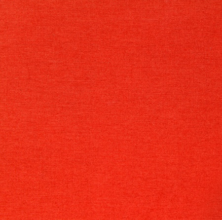 close up red fabric texture background