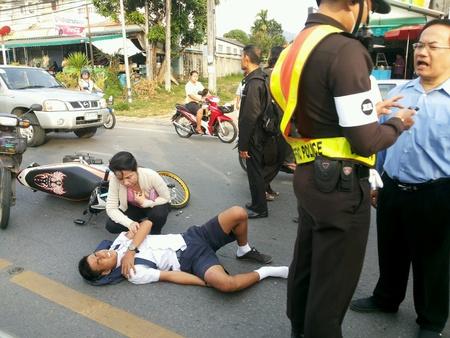involving: Incidente uno studente thai