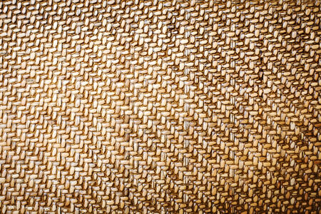 weave of rattan background photo