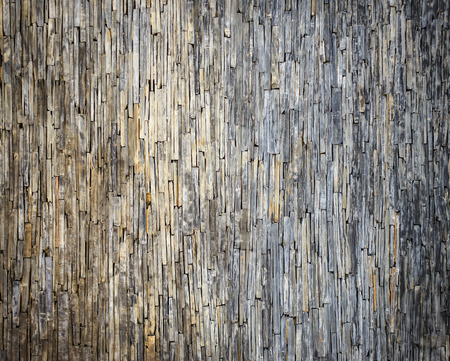 Black slate wall texture photo