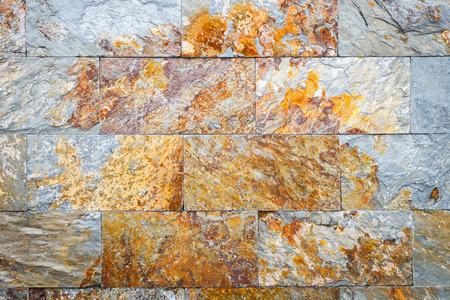 cladding tile: Color slate wall texture