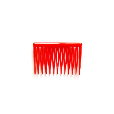scrunchy: hair scrunchy isolated on white Stock Photo