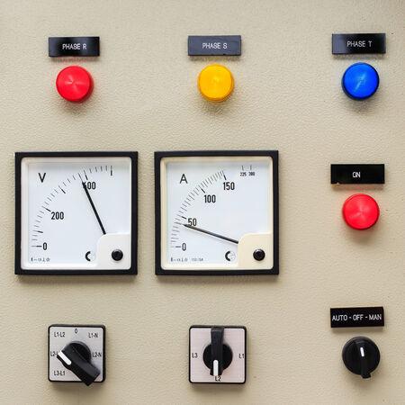 control box: Electric control box