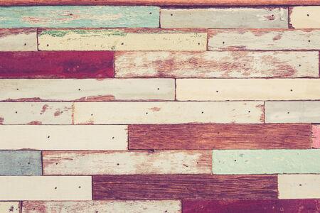 vintage houten