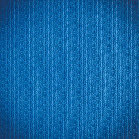 rubber sheet: Blue rubber sheet pattern use on floor of speed boat