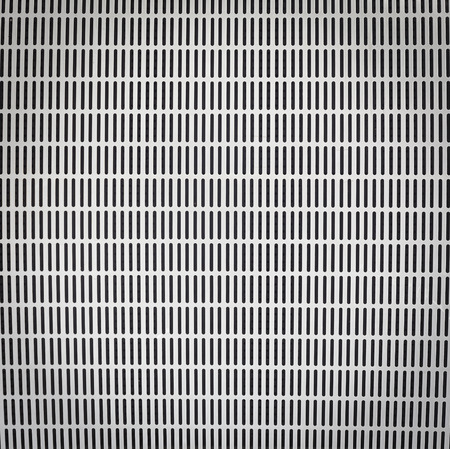metal grid: Close up grey metal grid texture and background Stock Photo