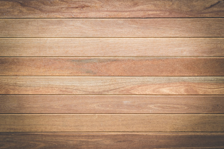 Close up brown wood plank texture for background Stock Photo - 40397023