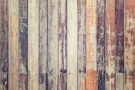 Close up texture of wooden wall for background Foto de archivo