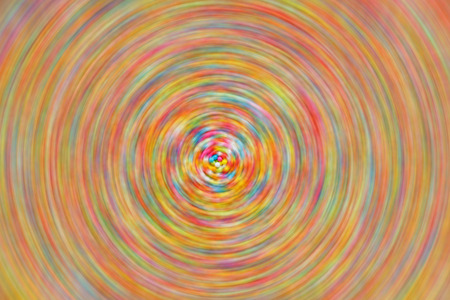 hundreds and thousands: Blur of colorful sugar for texture and background, Blur background Stock Photo