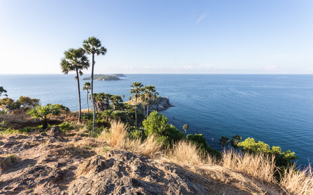 viewpoint: Laem Phromthep Viewpoint (Phromthep Cape Viewpoint) in Phuket, Thailand
