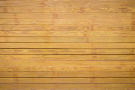 wood flooring: New pine wooden wall texture for background Stock Photo