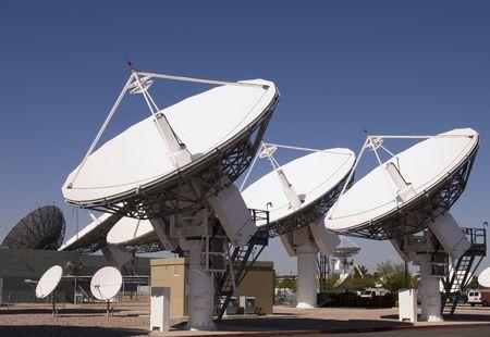 Deep Space Radio Frequency Telescopes photo