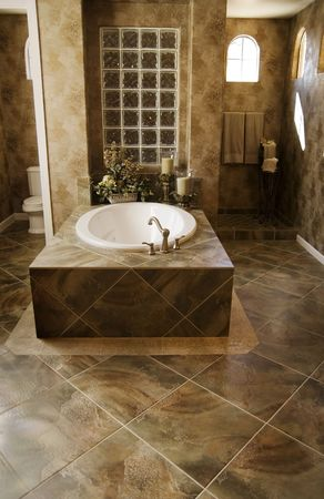 expensive granite: Beautiful Bathroom Design