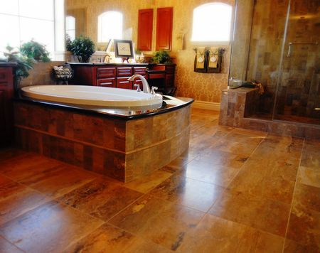Luxury Bathroom Stock Photo - 900933