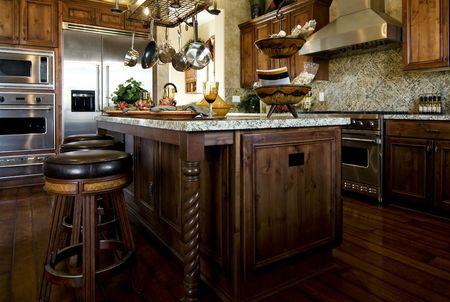 Luxurious Kitchen Stock Photo - 2802580