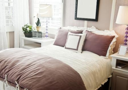 stay beautiful: Bonito dormitorio de dise�o de interiores