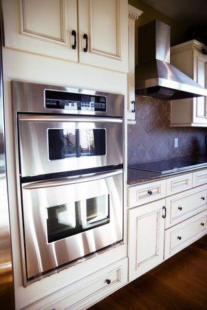 Beautiful modern elegant kitchen detail shot Stock Photo - 3241904