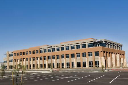 Moderne commerciële Facility Stockfoto
