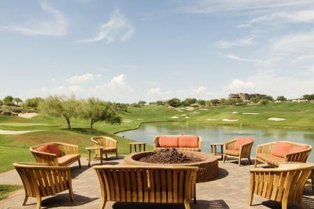 Resort lifestyle in Arizona photo