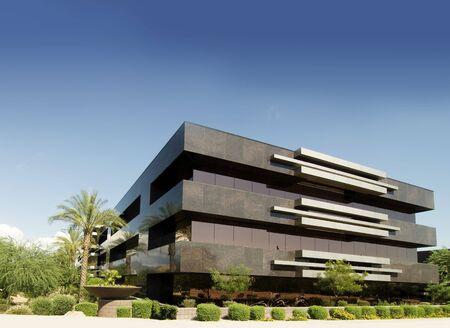 Generic modern office facility photo