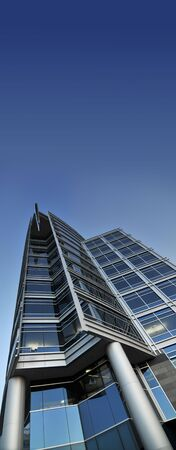 Highrise office building photo