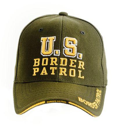 border patrol: Border Patrol Hat