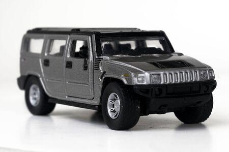 hummer: Large heavy SUV
