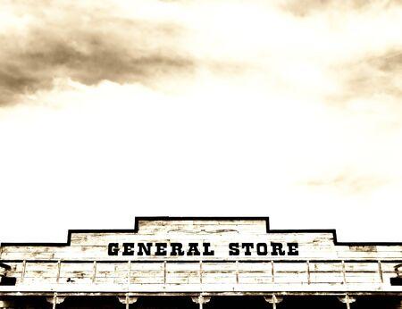 general store: General store