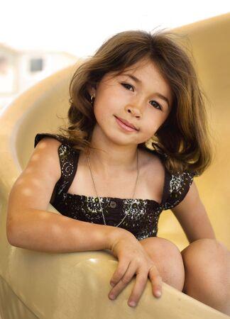 pretty little girl: Pretty little girl