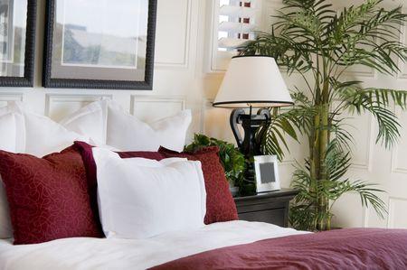 Beautiful bedroom Stock Photo - 5845191