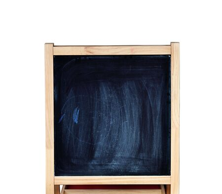 Black and white chalk board Stock Photo - 7544285