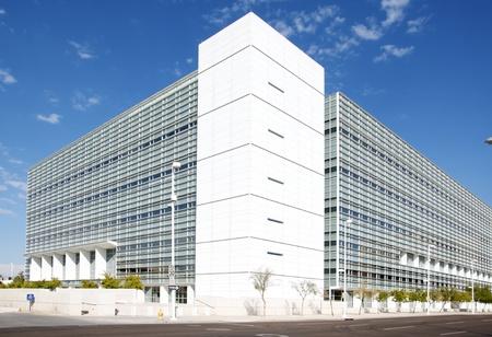 La arquitectura moderna en Phoenix, AZ