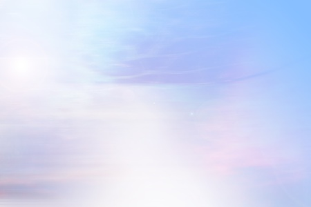 Blue sky sun ray background Stock Photo - 11799739