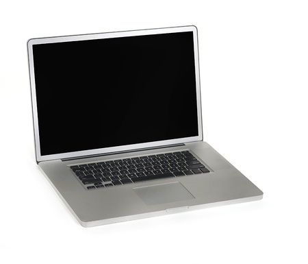 touchpad: Isolated laptop computer