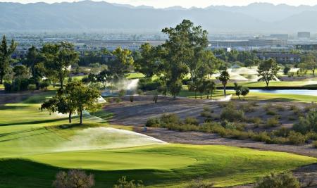 Golf course in Phoenix,AZ