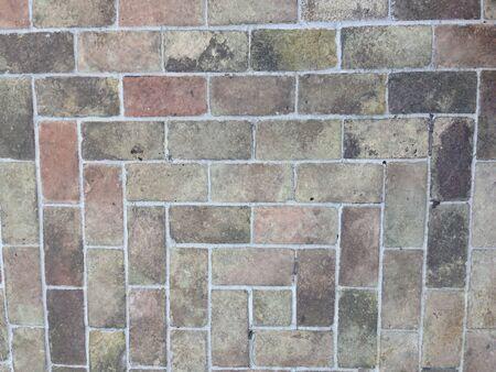 porches: Patio path with bricks