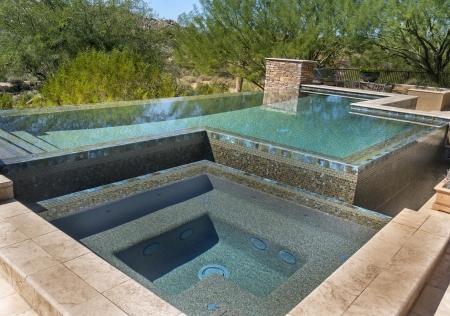 nadar: Zero horizona piscina