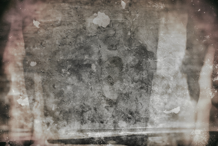 Grunge wet digitally created plate style background layer