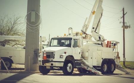 elektrizit u00e4t: Wiederherstellen der Stromversorgung nach Sturm