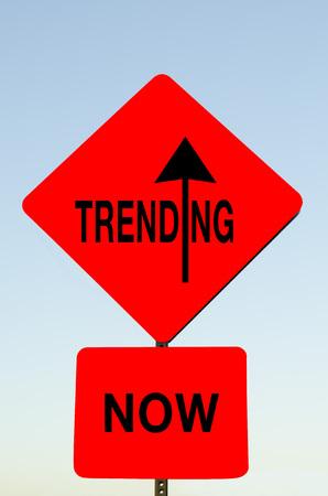 trending: Trend del