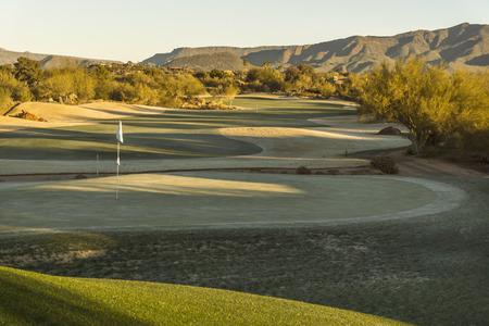 scottsdale: Upscale desert Scottsdale, golf course